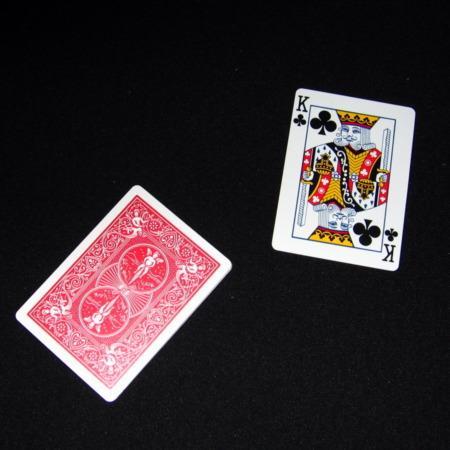 Eight Card Brainwave by Nick Trost
