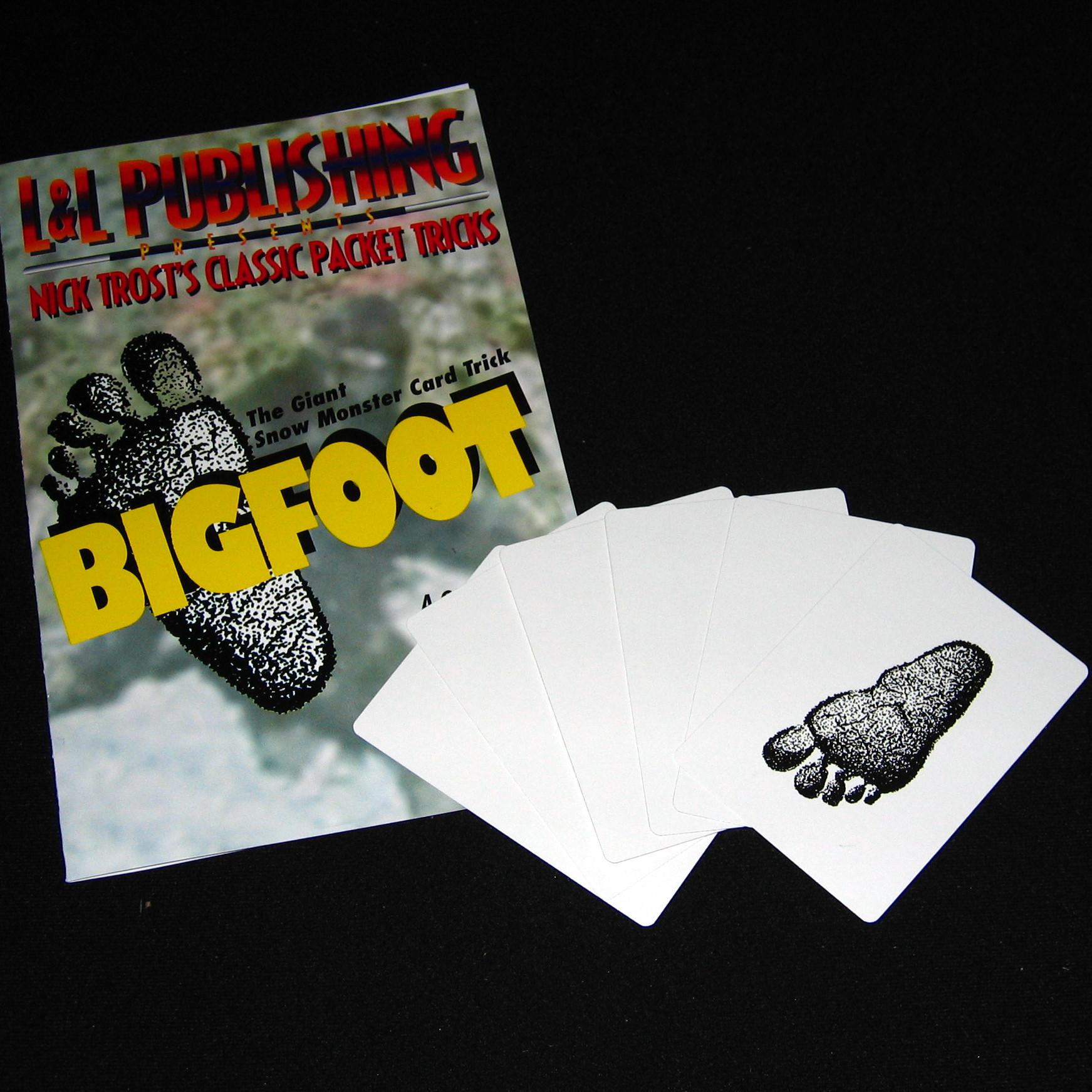 Bigfoot by Nick Trost