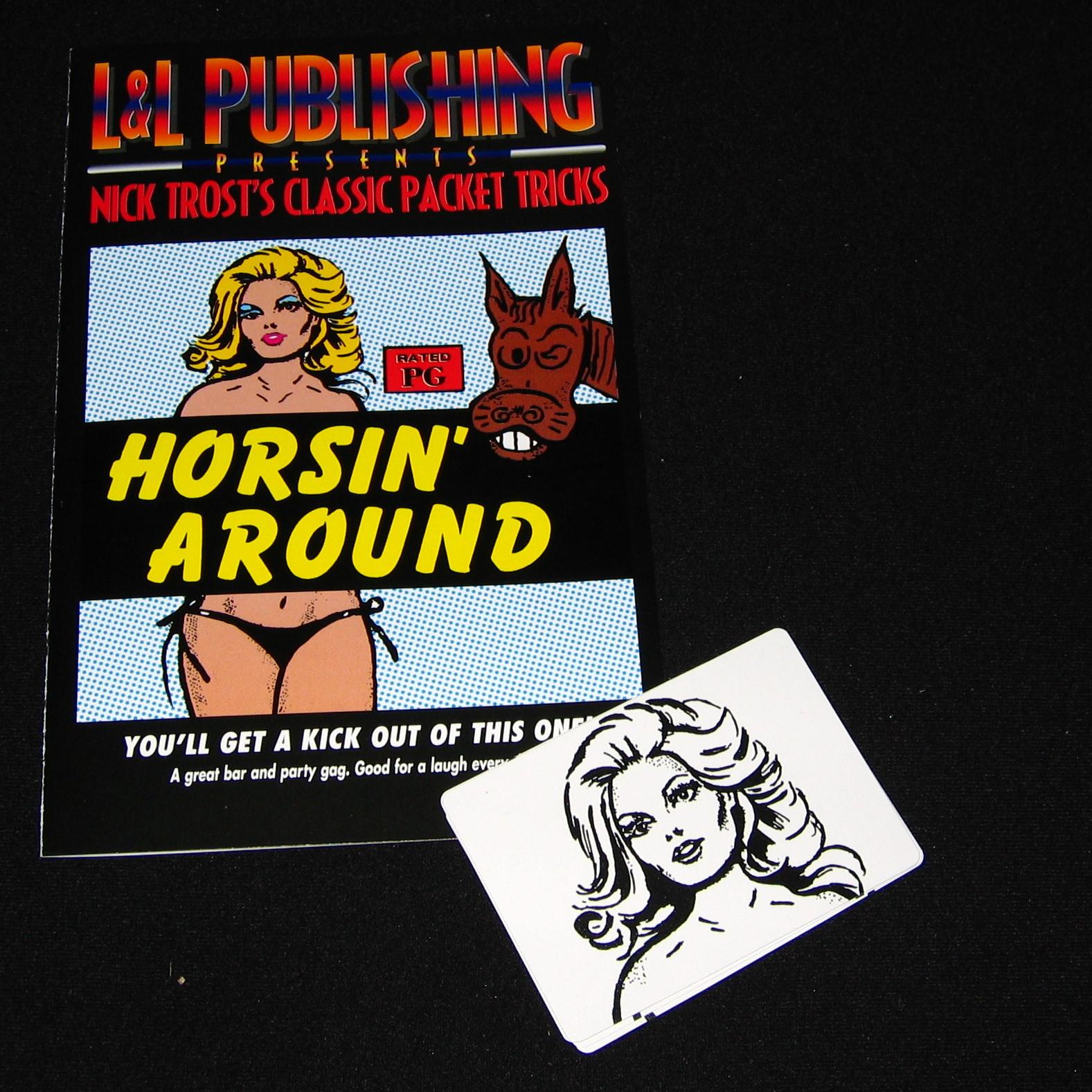 Horsin' Around by Nick Trost