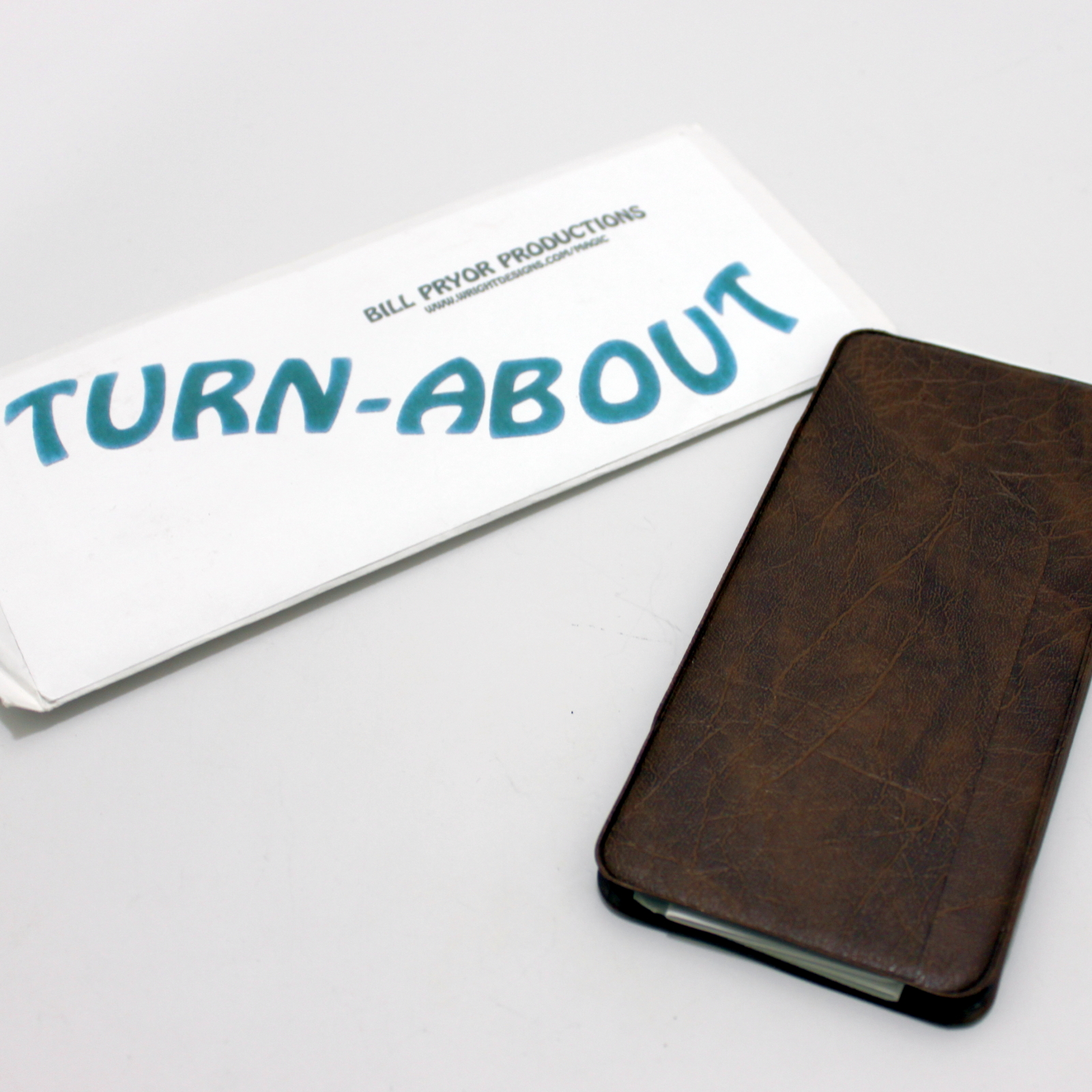 Turn About by Bill Pryor