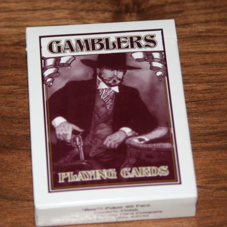 Richard Turner's Gamblers Cards by Richard Turner