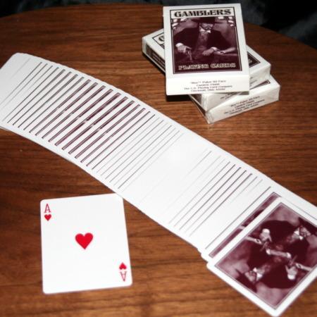 Richard Turner's Gamblers Cards by Richard Turner