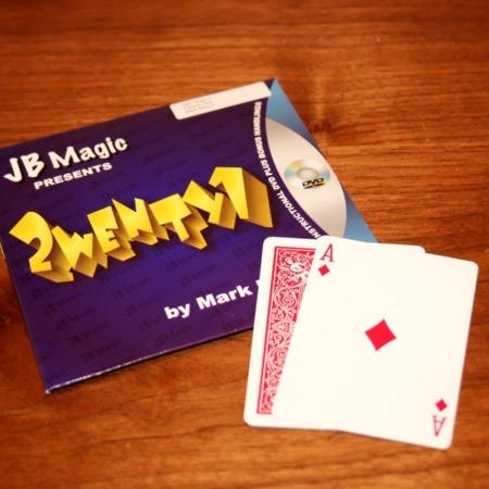 Twenty One by J.B. Magic