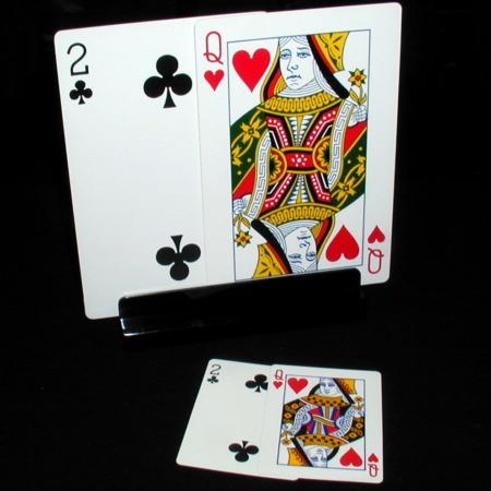 Twin Cards by Unknown