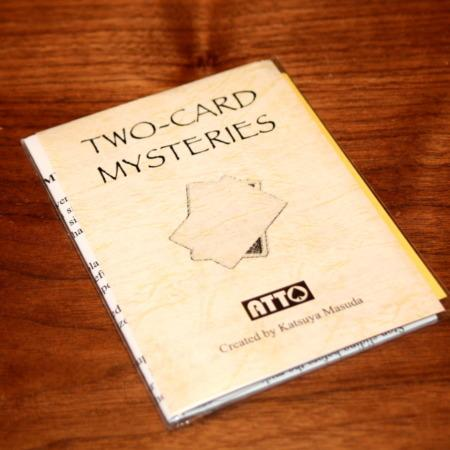 Two Card Mysteries by Masuda