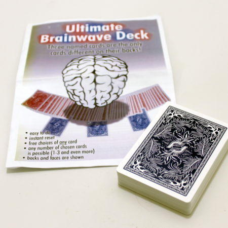Ultimate Brainwave Deck by Card-Shark
