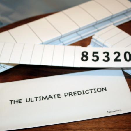 Ultimate Prediction by Maverick Magic