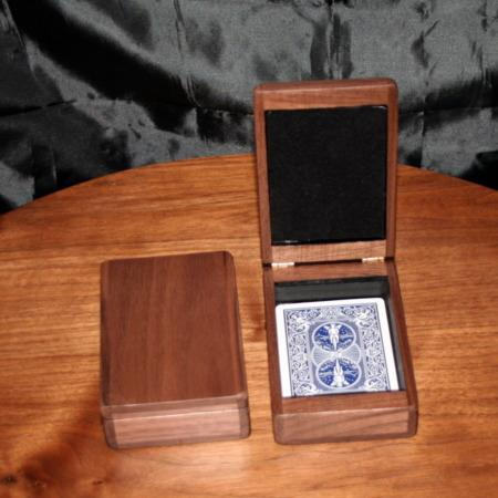 Mysterious Card Boxes by Trickery