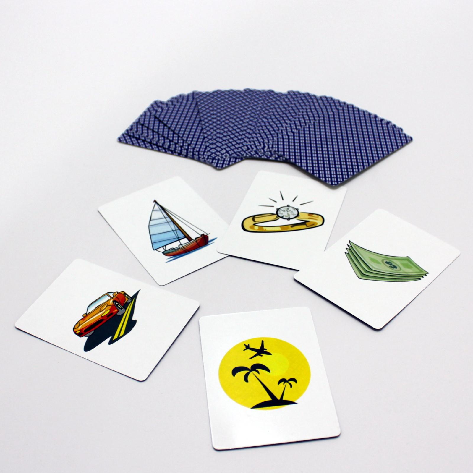 Uncle Moe's ESP Cards by Uncle Moe