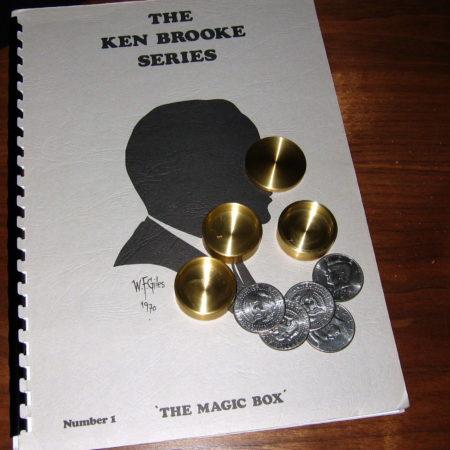 Jim Zee - Undersize Okito Box by Magical Enterprises