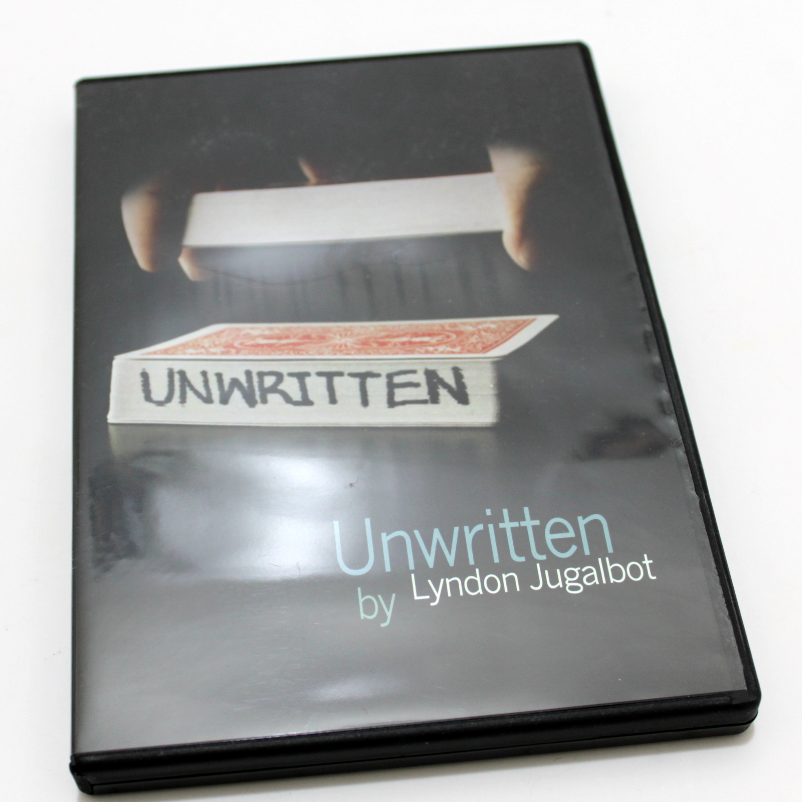 Unwritten, Red by Lyndon Jugalbot