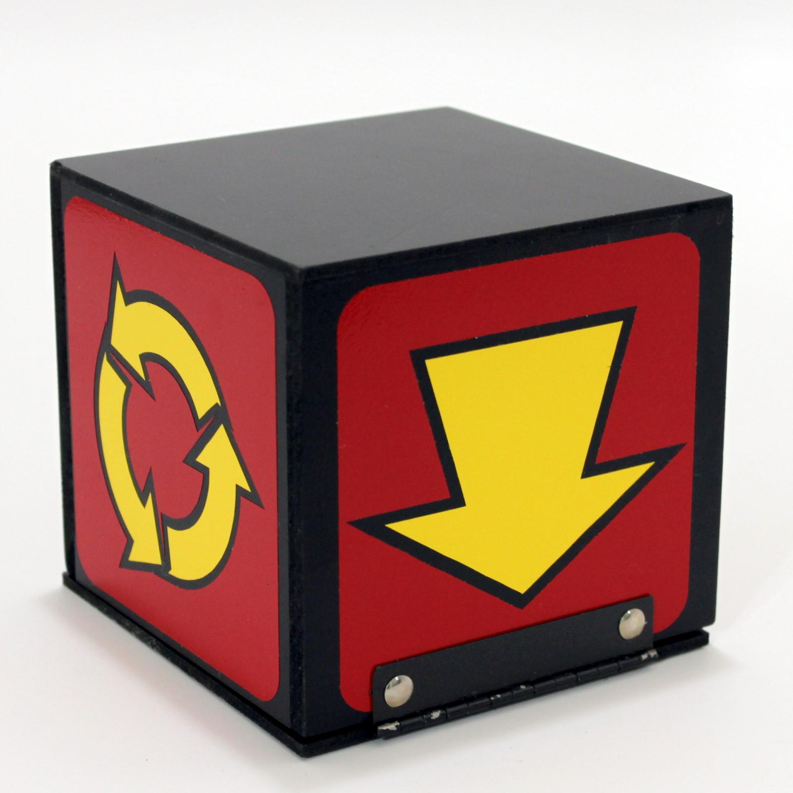 Ups and Downs Box by Greg Britt