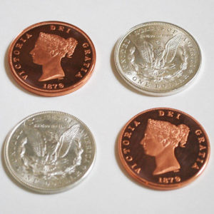 Lassen UWC Coin Set No. 2 by Todd Lassen