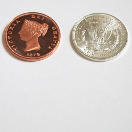 Lassen UWC Coin Set No. 2 by Todd Lassen