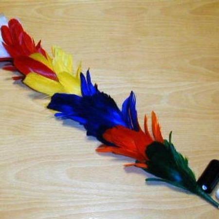 Vanishing Cane to Feather by Fantasio