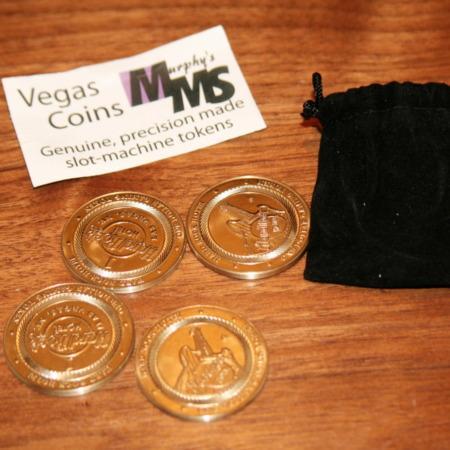 Vegas Coins by Bob Kohler, Thomas Wayne