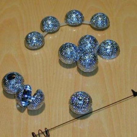 Fountain Silk Ball Set by Vernet