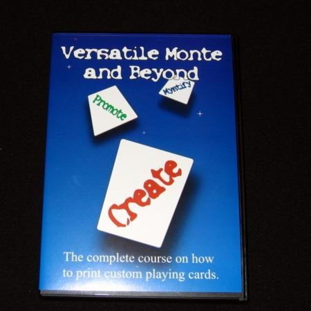 Versatile Monte and Beyond by Mark Allen