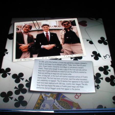Versatile Card Magic by Frank Simon