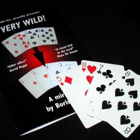 Very Wild by Boris Wild