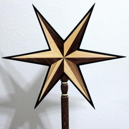 Victorian Card Star (Remote Control) by Dave Powell