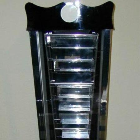 Coin Ladder by Viking Mfg.