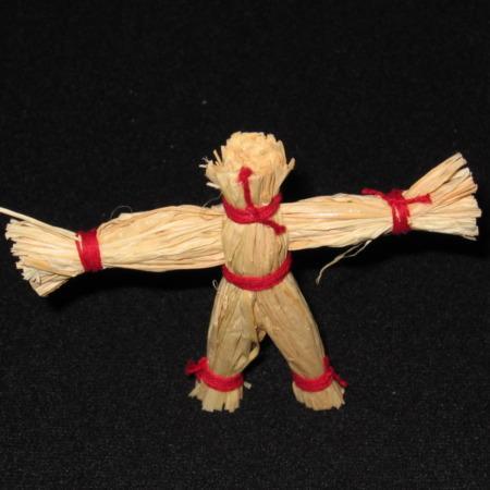 Okito Voodoo Doll by Bruce Kalver