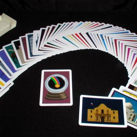 Rainbow Deck II by Randy Wakeman