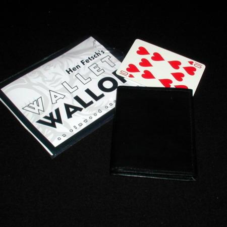 Wallet Wallop by Elmwood Magic