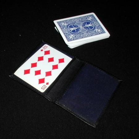 Wallet Wallop by Elmwood Magic