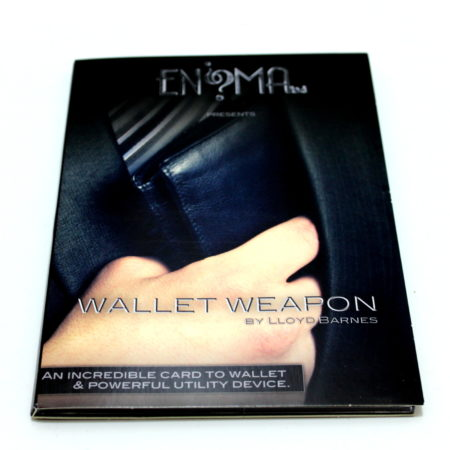 Wallet Weapon by Lloyd Barnes