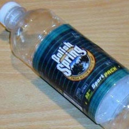 Water Transposition Bottle by Interrante