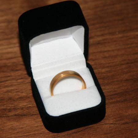 Wedding Band Ellis Ring by Joe Porper