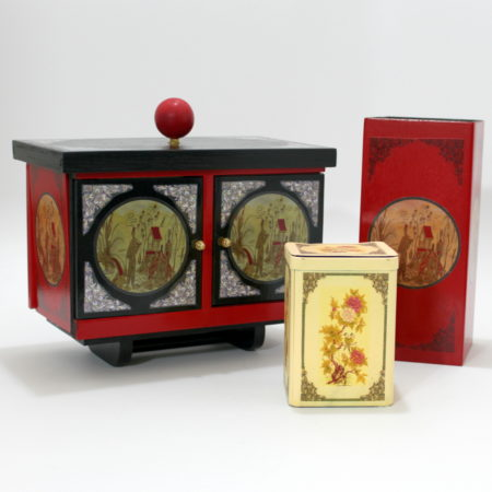 Wessex Tea Chest by Limited Edition Magic