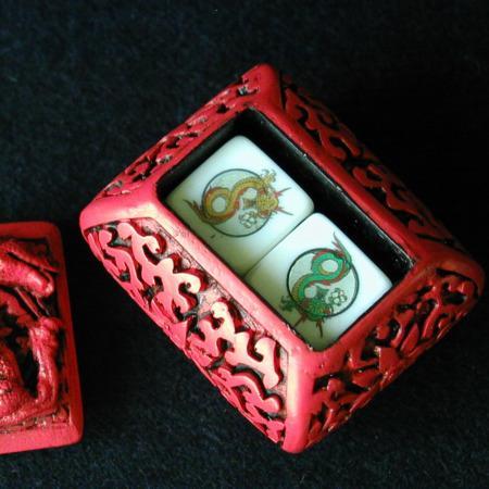 Whispering Dragons by Richard Gerlitz
