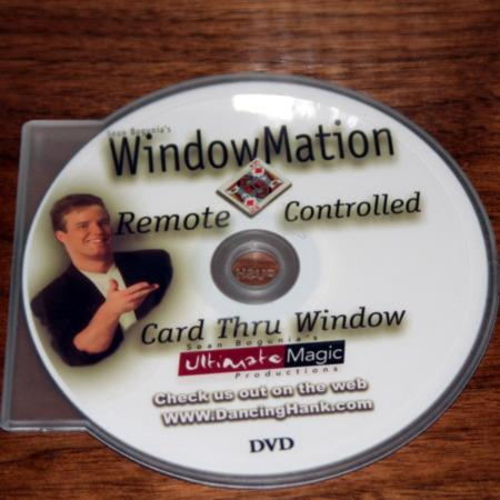 Window Mation by Sean Bogunia