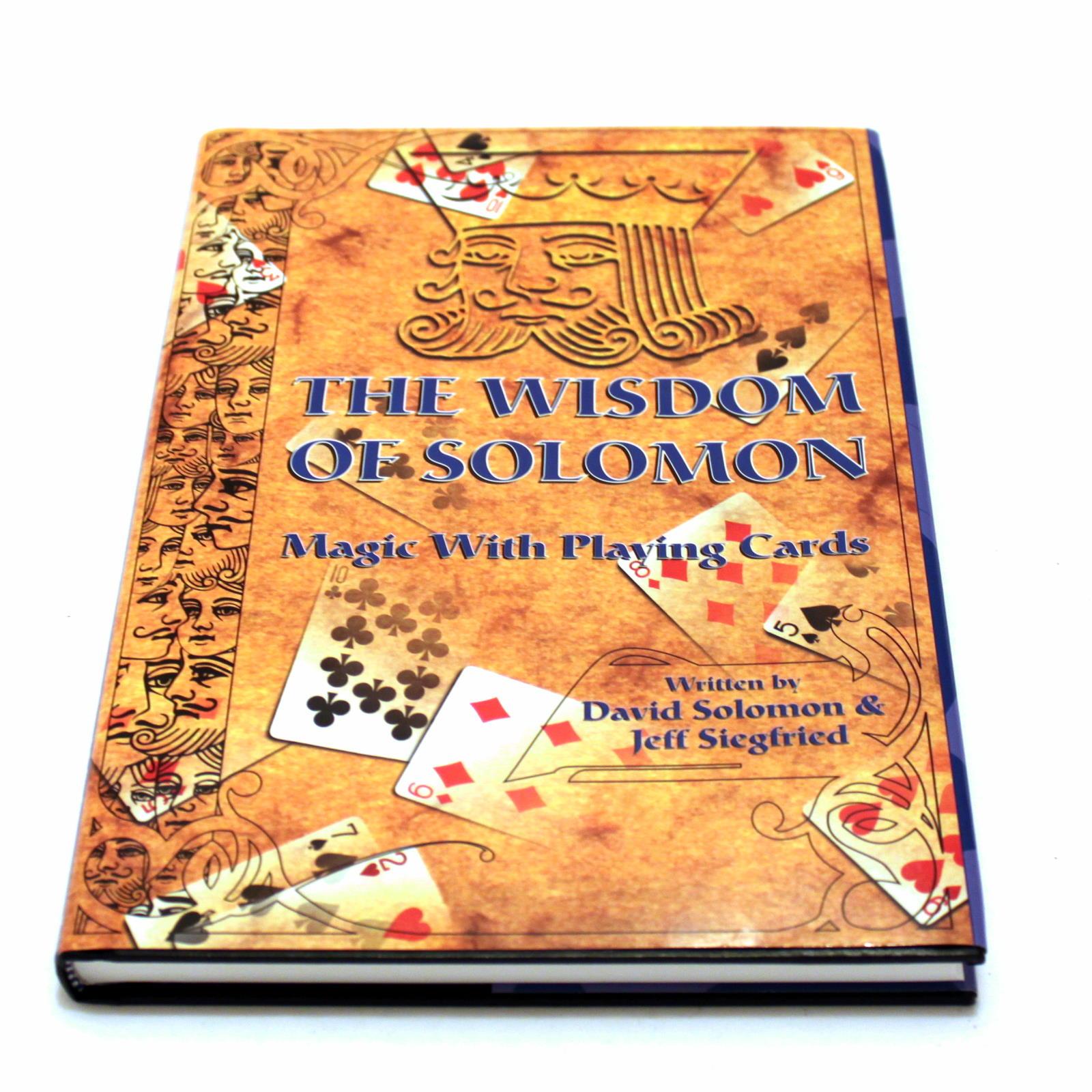 Wisdom of Solomon, The by David Solomon, Jeff Siegfried
