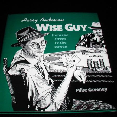 Harry Anderson - Wise Guy by Mike Caveney