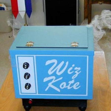 Wiz-Kote Machine by Chalet Magic