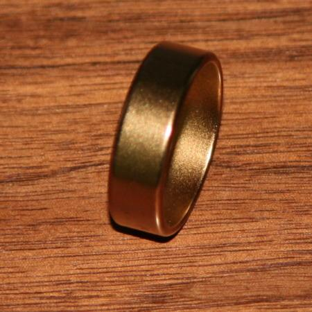 Wizard PK Ring - Gold by WorldMagicShop