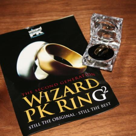 Wizard PK Ring G2 by World Magic Shop
