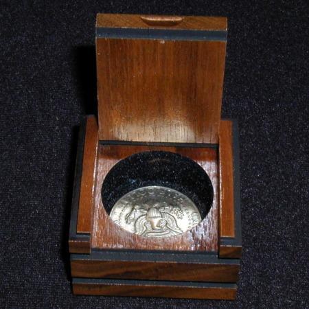 Wonder Coin Box by Viking Mfg.