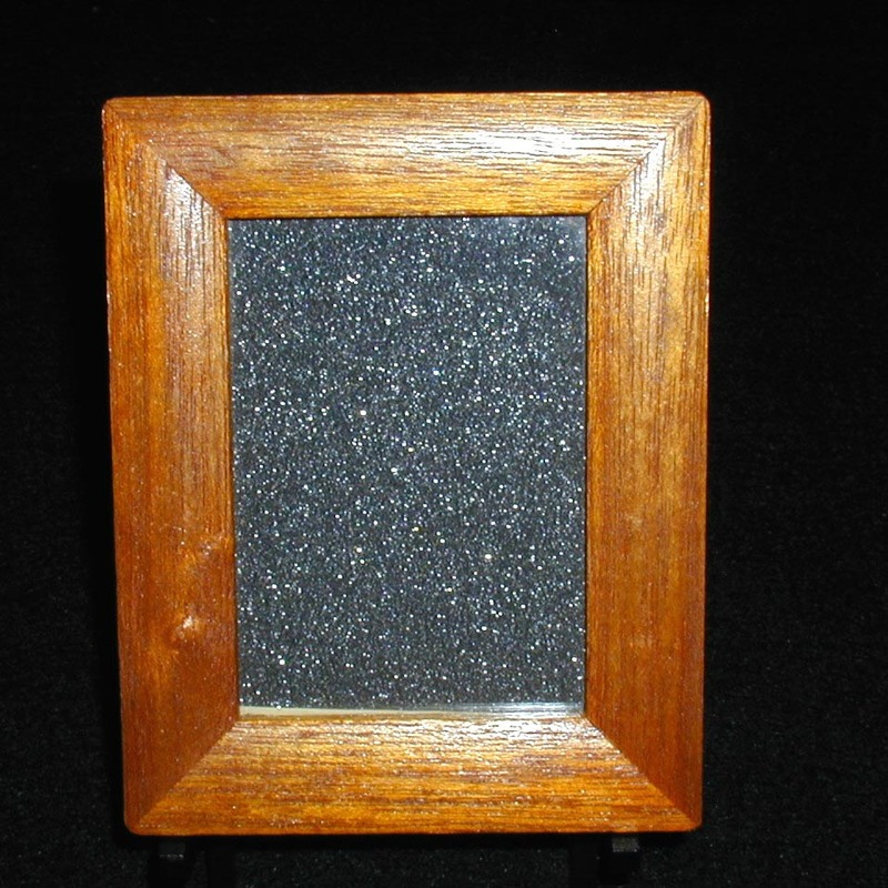 Sand Frame, Wooden by Tricks Co. – Martin\'s Magic Collection