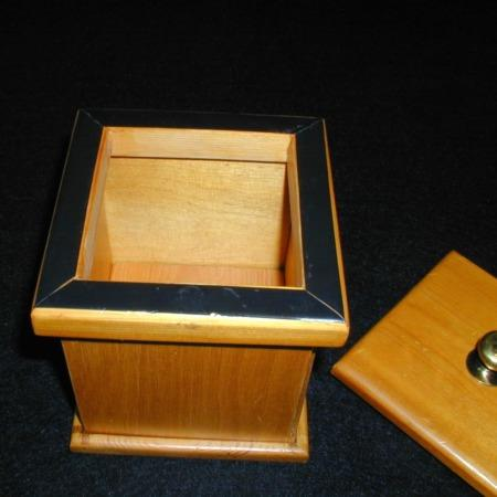 Clatter Box (Wooden) by Unknown
