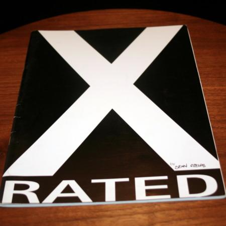 X-Rated by Sean Fields