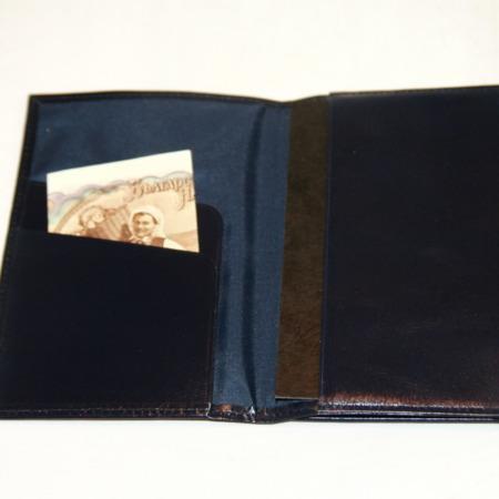 Passport Wallet by Scotty York