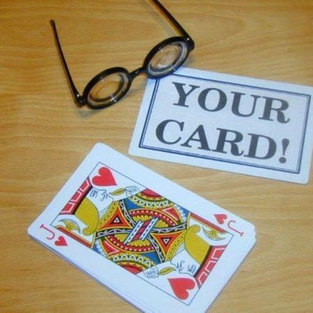 Your Card by John Zander