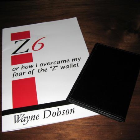 Z6 Wallet by Wayne Dobson