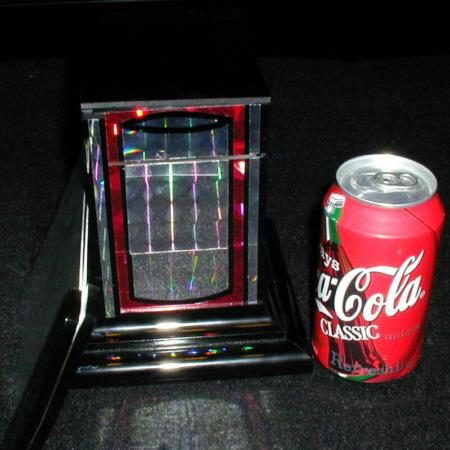 Zig Zag Soda Can by Frank Klein