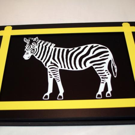Ziggy The Zebra by Future Magic